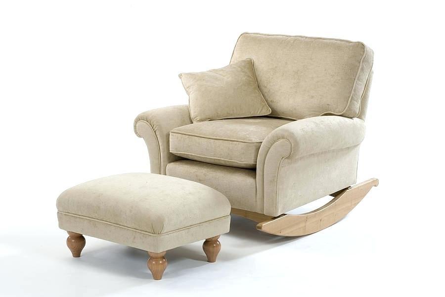 Rocking Sofa Chair – Wojcicki With Regard To Rocking Sofa Chairs (Image 7 of 10)