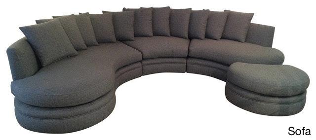 Round Sofas – Mforum In Round Sofas (Image 6 of 10)