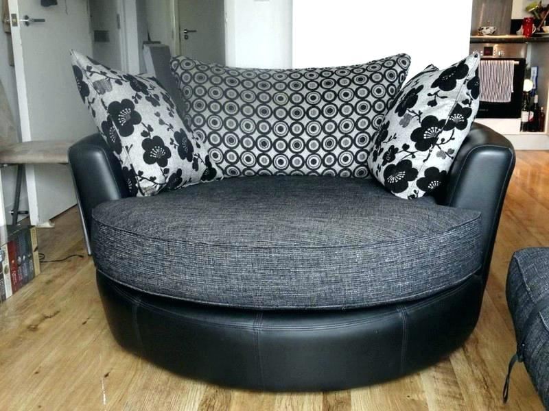 Round Swivel Chair Swivel Chairs Living Room Upholstered – Aeromodeles For Round Swivel Sofa Chairs (Photo 7 of 10)