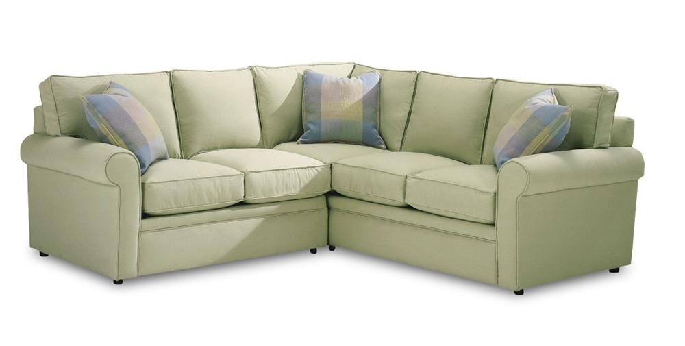 Rowe Brentwood Rolled Arm Sectional Sofa – Ahfa – Sofa Sectional With Regard To Johnson City Tn Sectional Sofas (Image 8 of 10)