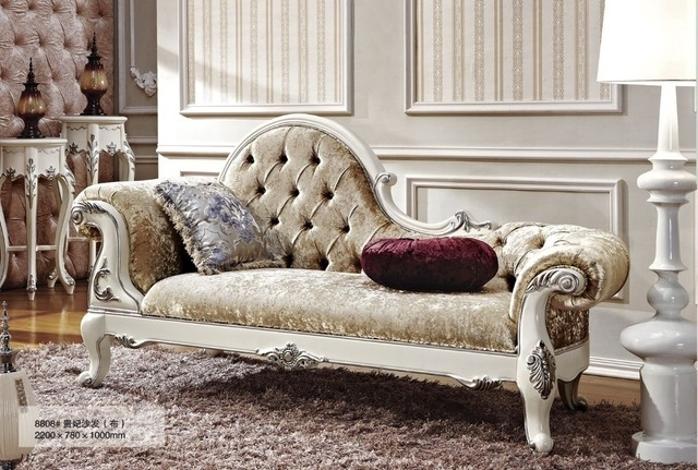 Royal Baroque Sofa Princess Sofa Chesterfield Luxury Sofa Elegant With Regard To Luxury Sofas (Image 7 of 10)