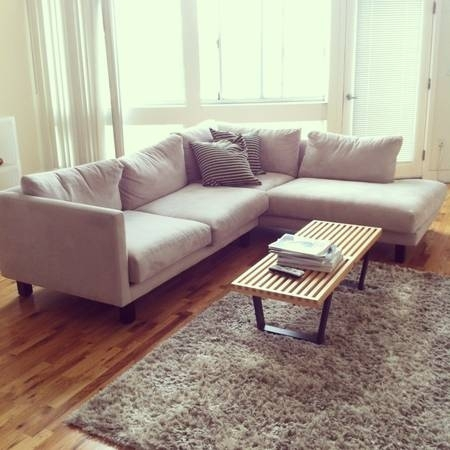 San Francisco: Custom Modern Sectional Sofa $2500 – Http In San Francisco Sectional Sofas (Image 4 of 10)