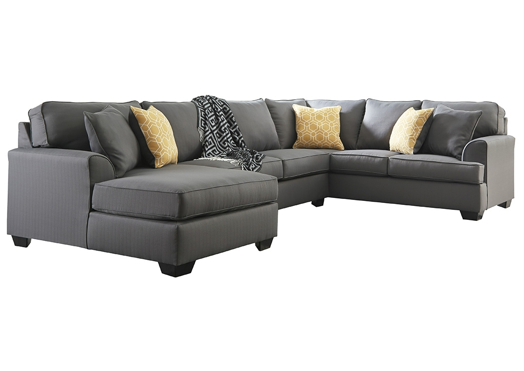 S&e Furniture – Murfreesboro & Mount Juliet, Tn Brioni Nuvella Gray With Murfreesboro Tn Sectional Sofas (Image 7 of 10)