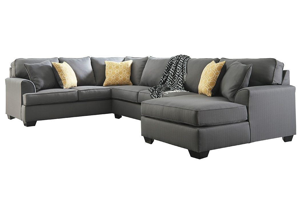 S&e Furniture – Murfreesboro & Mount Juliet, Tn Brioni Nuvella Gray With Murfreesboro Tn Sectional Sofas (Image 6 of 10)