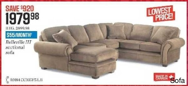 Sears Sectional Sofa – Mforum Regarding Sears Sofas (Image 5 of 10)