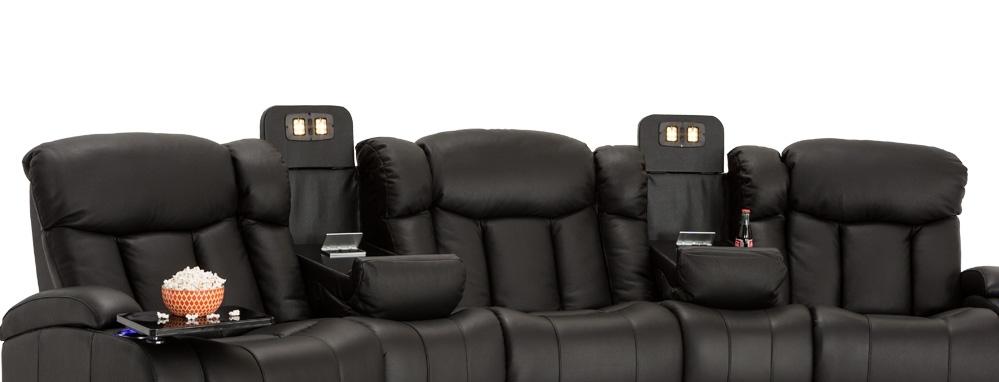 Seatcraft Niagara 7000 Theater Sofa | Seatcraft Throughout Niagara Sectional Sofas (View 7 of 10)
