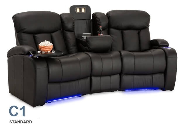 Seatcraft Niagara – Media Sectionals | 4Seating Within Niagara Sectional Sofas (View 3 of 10)