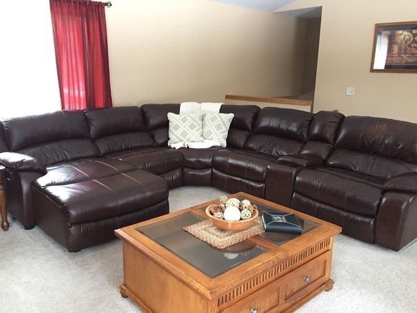 Sectional Couch (Furniture) In Eau Claire, Wi – Offerup Pertaining To Eau Claire Wi Sectional Sofas (Image 6 of 10)