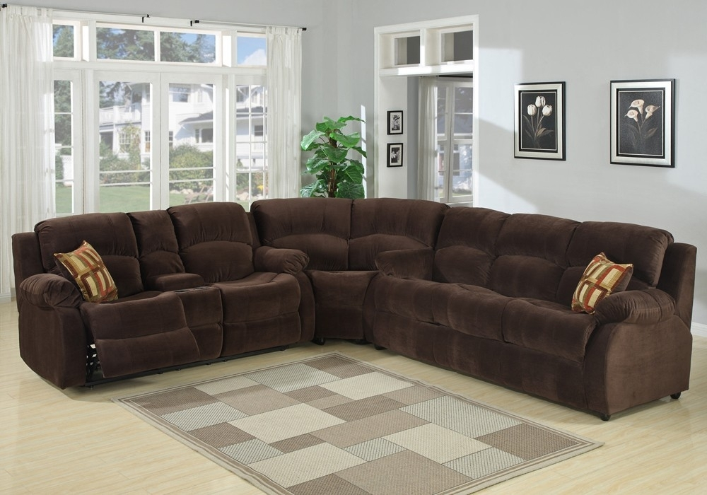 Sectional Couch With Recliner — Cabinets, Beds, Sofas And Intended For Sectional Sofas With Recliners (Image 6 of 10)