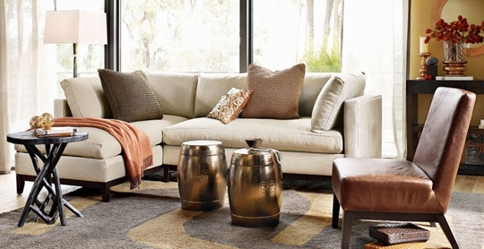 Sectional Couches For Small Spaces – Smart Furniture With Sectional Sofas For Small Areas (Image 3 of 10)