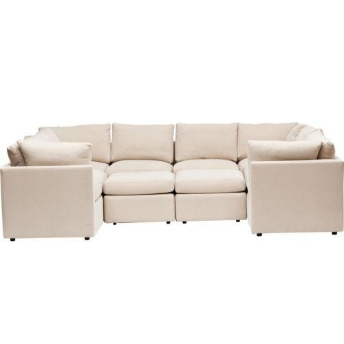 Sectional Inside Small U Shaped Sectional Sofas (Image 6 of 10)
