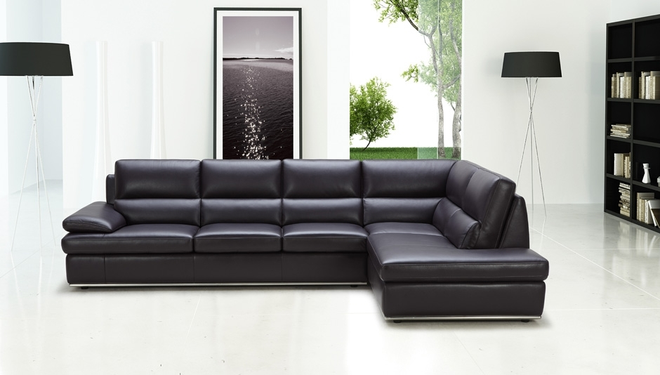 Sectional Leather Sofas You Need To Know Before Purchasing Leather With Regard To On Sale Sectional Sofas (Image 2 of 10)