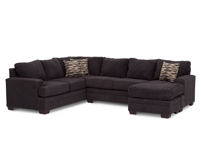 Sectional Living Rooms, Sectional Couches | Furniture Row For Joplin Mo Sectional Sofas (Image 4 of 10)