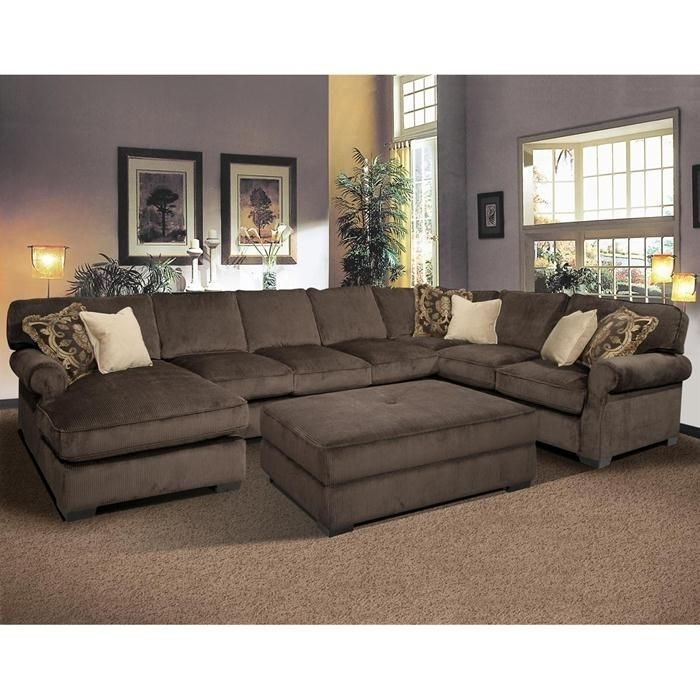 Sectional Sofa And Ottoman, My Dream Couch For The Family Room In Grand Furniture Sectional Sofas (Image 5 of 10)