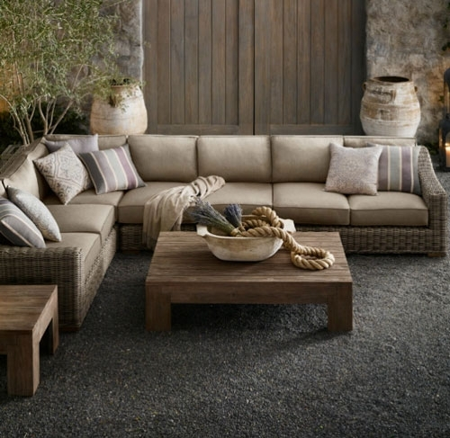 Sectional Sofa: Awesome Restoration Hardware Sectional Sofa Design With Regard To Joining Hardware Sectional Sofas (Image 8 of 10)