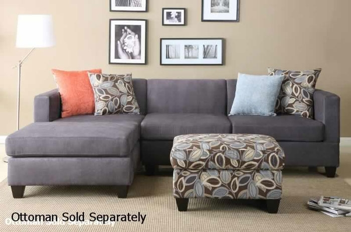 Sectional Sofa: Dazzling Sectional Sofas Under $500 Sectionals Under Intended For Dock 86 Sectional Sofas (Image 7 of 10)