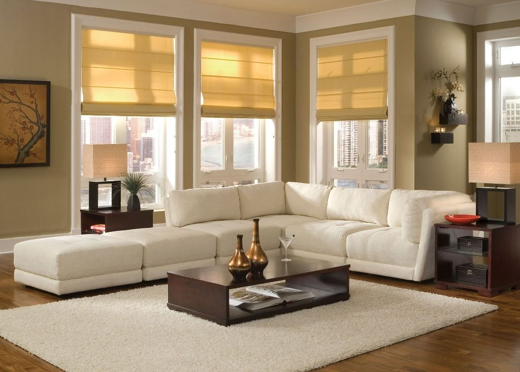 Sectional Sofa Decorating Ideas – Home Interior Design Ideas With Regard To Sectional Sofas Decorating (Image 8 of 10)
