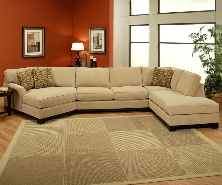 Sectional Sofa Design: 3 Pieces Wonderful Sofa With Chaise Multi Inside Cuddler Sectional Sofas (Image 8 of 10)