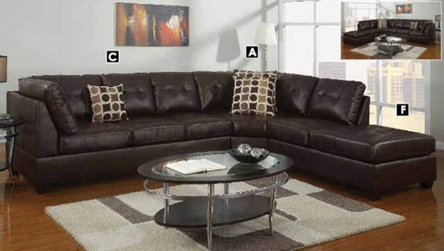 Sectional Sofa Design: Awesome U Shaped Leather Sectional Sofa U Inside Salt Lake City Sectional Sofas (Image 7 of 10)