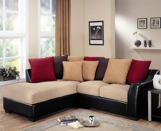 Sectional Sofa Design: Best Sectional Sofa For Small Spaces Living Pertaining To Small Spaces Sectional Sofas (Image 6 of 10)