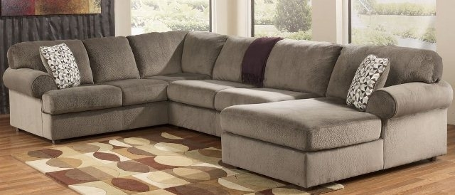 Sectional Sofa Design: Cool Image For Small U Shaped Sectional Sofa Throughout Small U Shaped Sectional Sofas (Image 7 of 10)