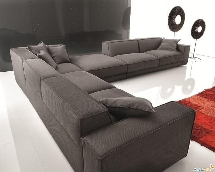 Sectional Sofa Design: Down Sectional Sofa Blend Wrapped Goose With Regard To Goose Down Sectional Sofas (Image 6 of 10)