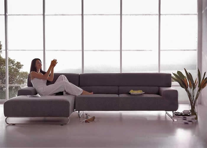 Sectional Sofa Design: Elegant Sectional Sofas For Small Rooms Pertaining To Sectional Sofas For Small Places (Image 5 of 10)