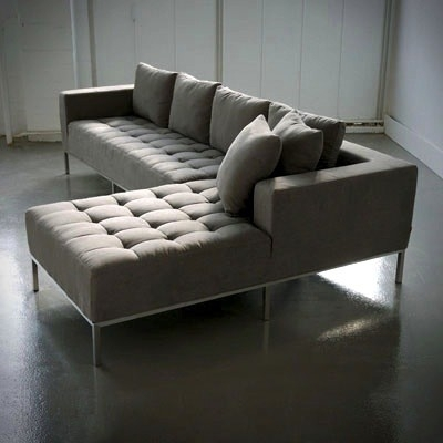 Sectional Sofa Design: Elegant Sectional Sofas Nyc Modern Modular In Nyc Sectional Sofas (View 2 of 10)