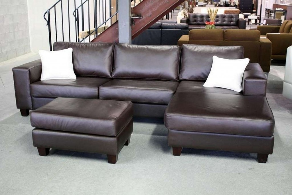 Sectional Sofa Design: Glamour Leather Sectional Sofas On Sale Cheap Throughout Affordable Sectional Sofas (Image 8 of 10)