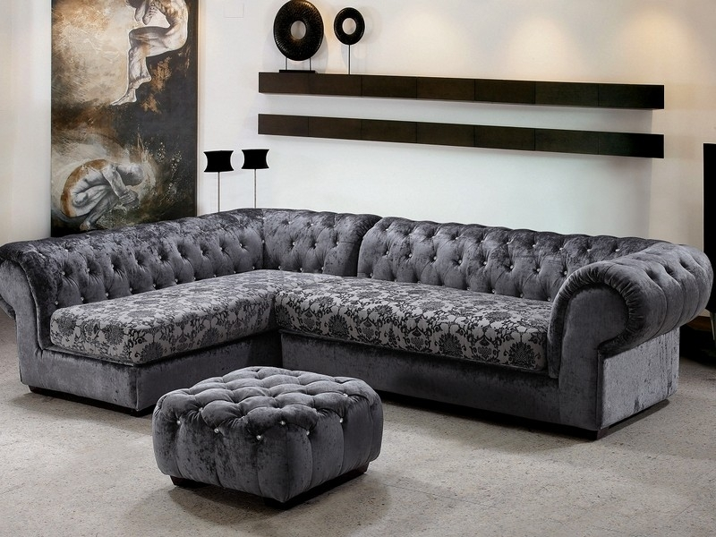 Sectional Sofa Design: Most Comfortable Sectional Sofa With Chaise Throughout Comfortable Sectional Sofas (Image 8 of 10)