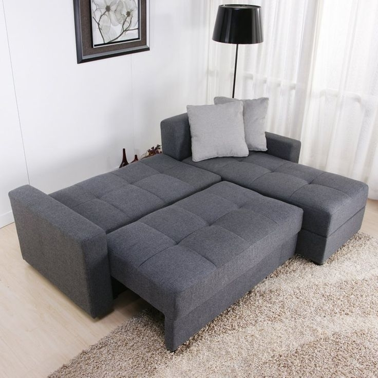 Sectional Sofa Design: Most Soft Convertible Sectional Sofa Ever Intended For Convertible Sectional Sofas (Image 7 of 10)