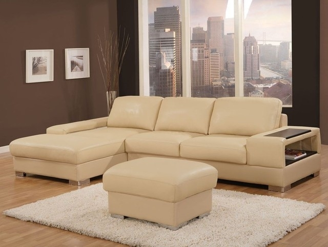 Sectional Sofa Design: Quality Genuine Leather Sectional Sofas In High Quality Sectional Sofas (View 5 of 10)