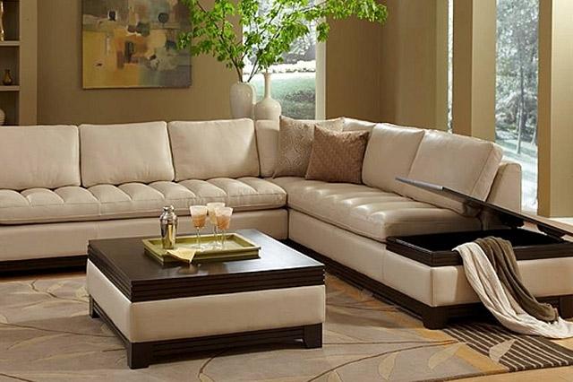 Sectional Sofa Design: Ten Elegant Sectional Sofas Best Ever Elegant Inside Ontario Sectional Sofas (Image 8 of 10)