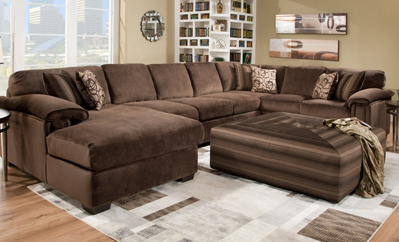 Sectional Sofa Design: Wonderful 3 Piece Sectional Sofa 3 Piece Inside Grand Furniture Sectional Sofas (Image 6 of 10)