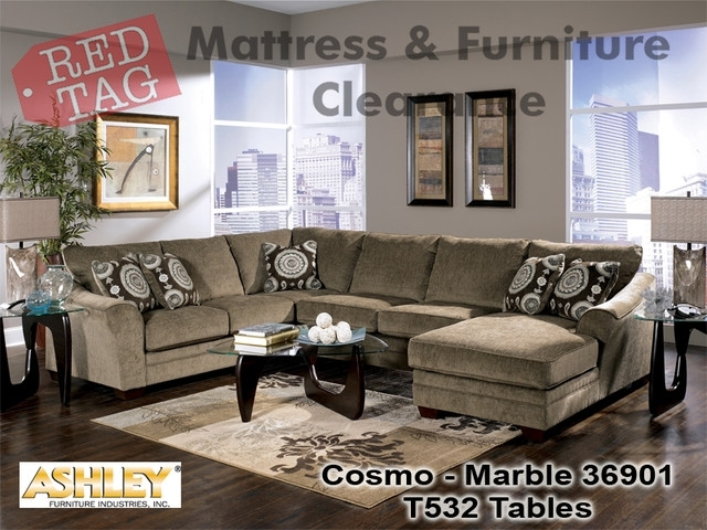 Featured Image of Clearance Sectional Sofas