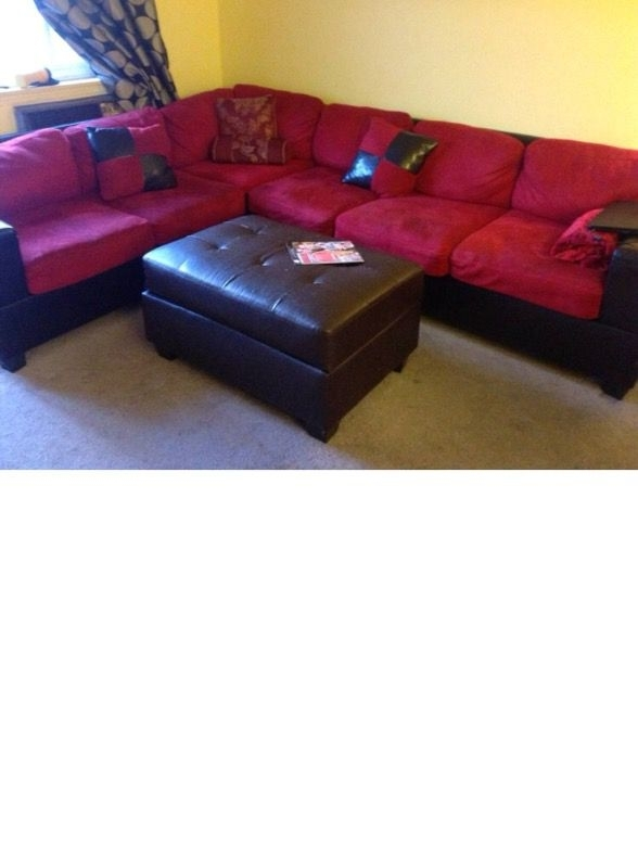 Sectional Sofa (Furniture) In Queens, Ny – Offerup Pertaining To Queens Ny Sectional Sofas (View 2 of 10)