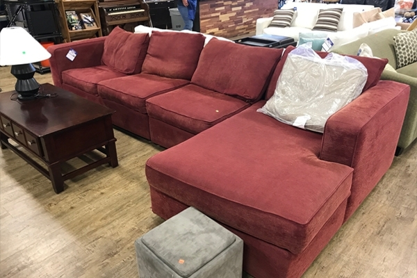 Featured Image of East Bay Sectional Sofas