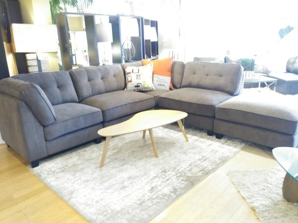 Sectional Sofa Love Seat (Furniture) In Everett, Wa – Offerup With Everett Wa Sectional Sofas (Image 8 of 10)