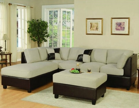 Sectional Sofa: Most Recommended Sectional Sofas Under $1000 Cheap With Regard To Sectional Sofas Under  (Image 7 of 10)