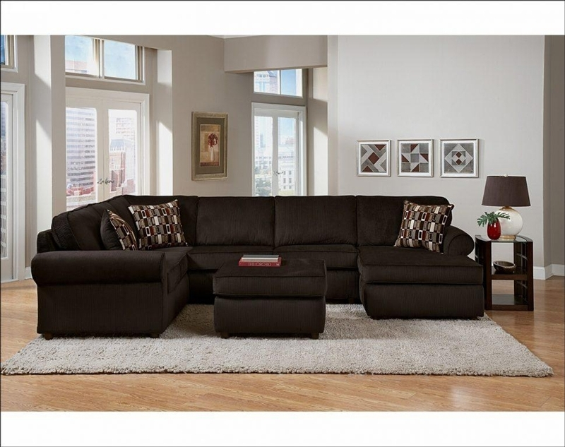 Sectional Sofa: Sectional Sofas Cincinnati Watson Sectional, Sofas With Dayton Ohio Sectional Sofas (Image 9 of 10)