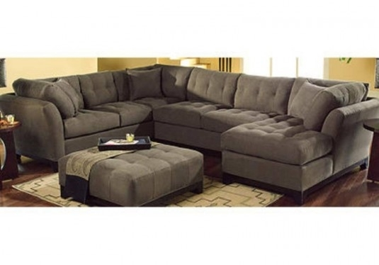 Featured Image of Sectional Sofas At Brick
