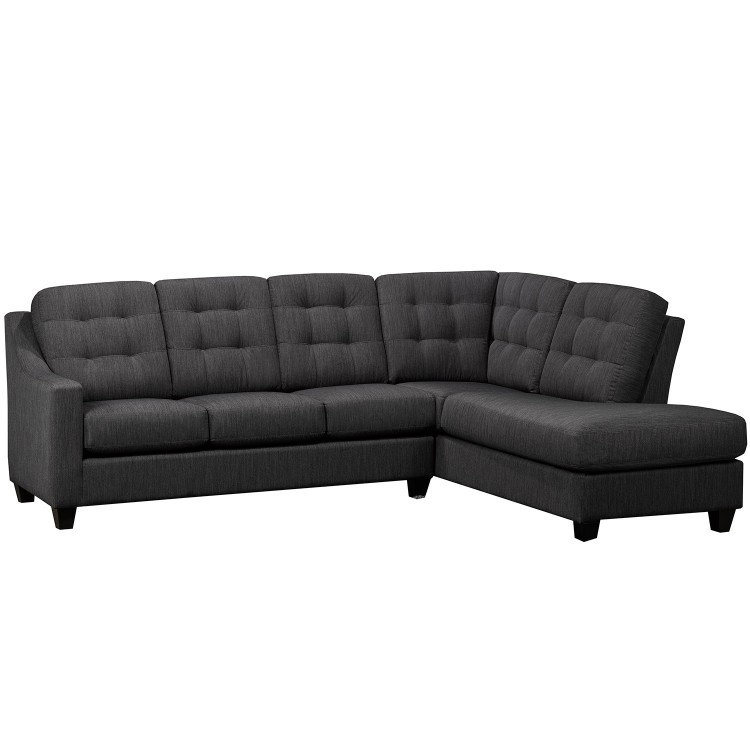 Sectional | Sofafancy Grey 9930 | Lastman's Bad Boy Within Sectional Sofas At Bad Boy (View 6 of 10)