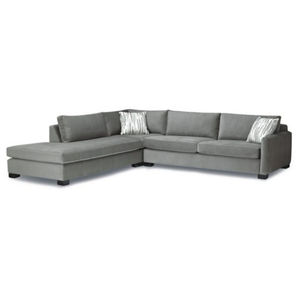 Sectional Sofas: Enzo Leather Sectional Sofa | Modern Sectional Intended For Vancouver Sectional Sofas (Image 6 of 10)