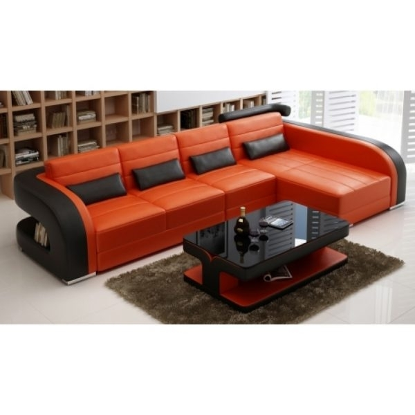 Sectional Sofas: Syncro Leather Sectional Sofa | Zwada Home In Vancouver Sectional Sofas (Image 8 of 10)