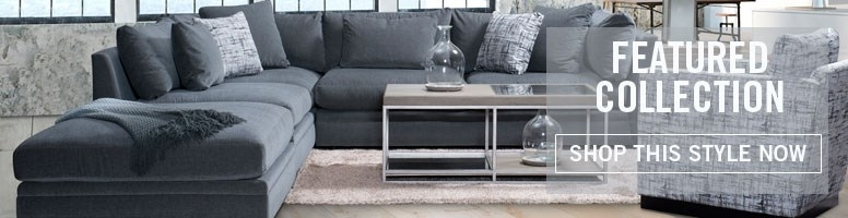 Featured Image of Oakville Sectional Sofas