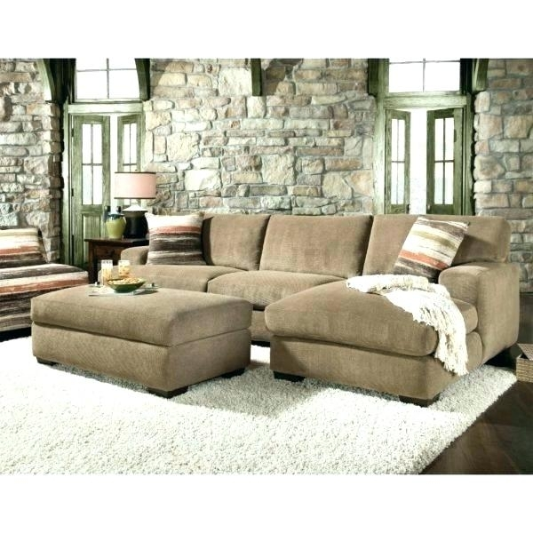 Sectional With Chaise Image 1 Sectional Sofa With Reversible Chaise With Regard To Sectional Sofas With Chaise And Ottoman (View 9 of 10)