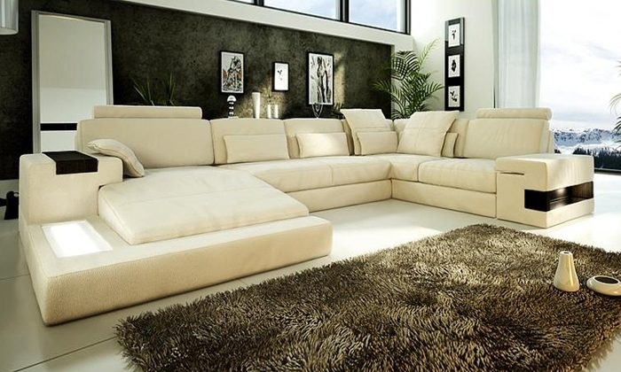 Sectionals Extra Wide Home Decoration Club Extra Large Sectional With Wide Sectional Sofas (Image 9 of 10)
