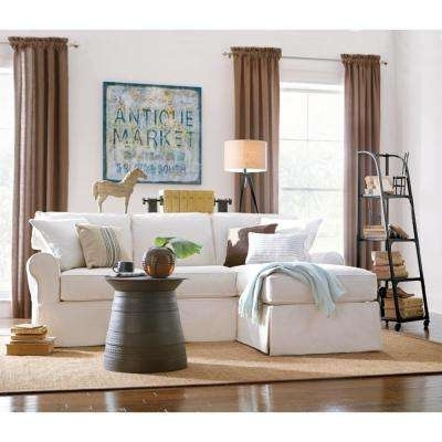 Sectionals – Living Room Furniture – The Home Depot Throughout Home Depot Sectional Sofas (Image 10 of 10)
