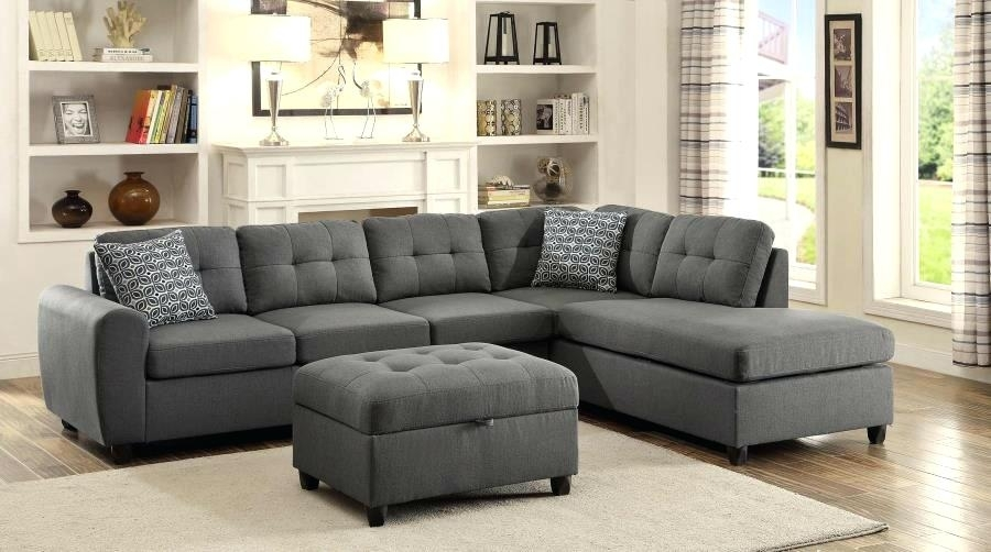 Sectionals With Ottoman Sectional Storage Ottoman Sectionals Intended For Sectionals With Ottoman (Image 8 of 10)