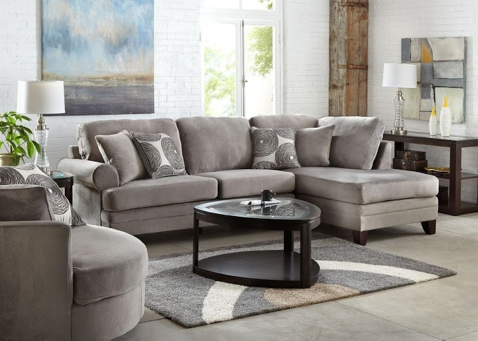 Sensational Sectional Sofas From Home Zone | Home Zone Furniture With Regard To Home Zone Sectional Sofas (View 8 of 10)